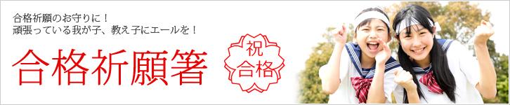 2016年合格祈願箸top 合格グッズ