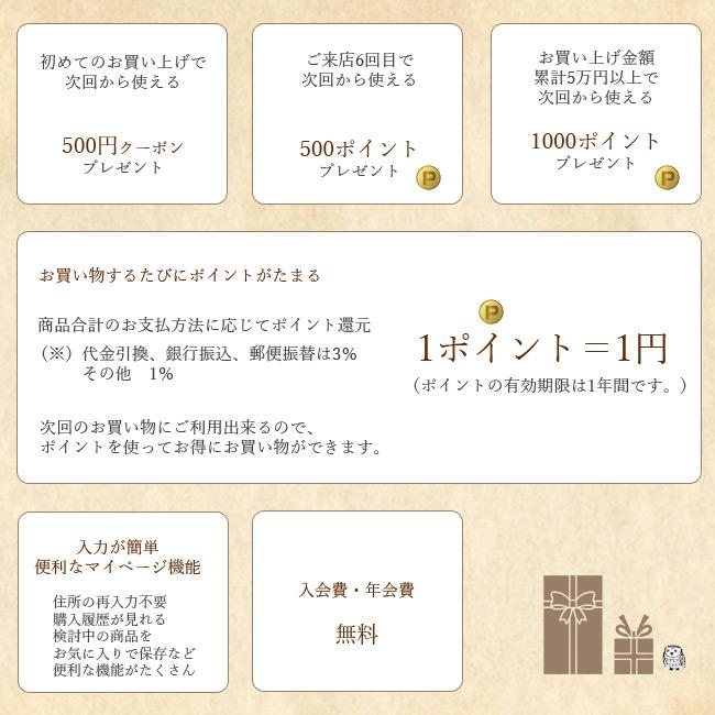竹工房オンセ、会員登録特典、ポイントプレゼント