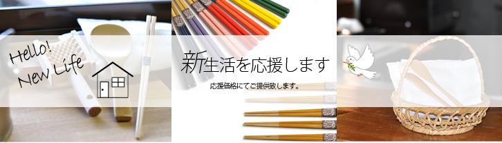 新生活応援グッズ キッチンアイテム お箸 キッチンセット